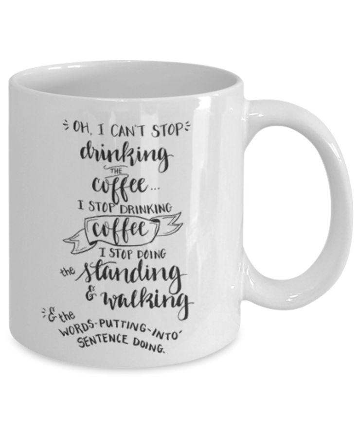 drinking coffee novelty coffee mug  #coffee #coffeemug #noveltymug #affiliate