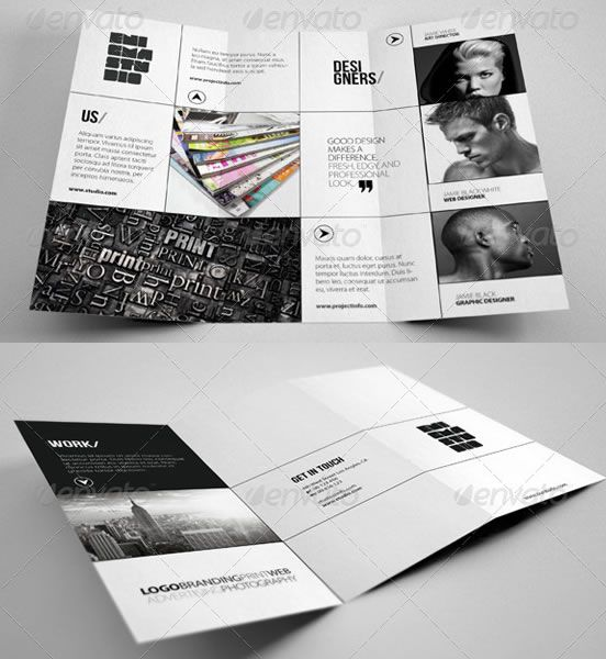 The 22 best images about Brochure Design on Pinterest Creative - gym brochure