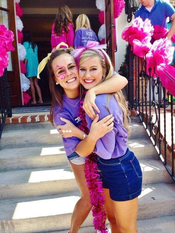 Your Complete Guide to Sorority Rush | http://www.hercampus.com/life/greek-life/your-complete-guide-sorority-rush
