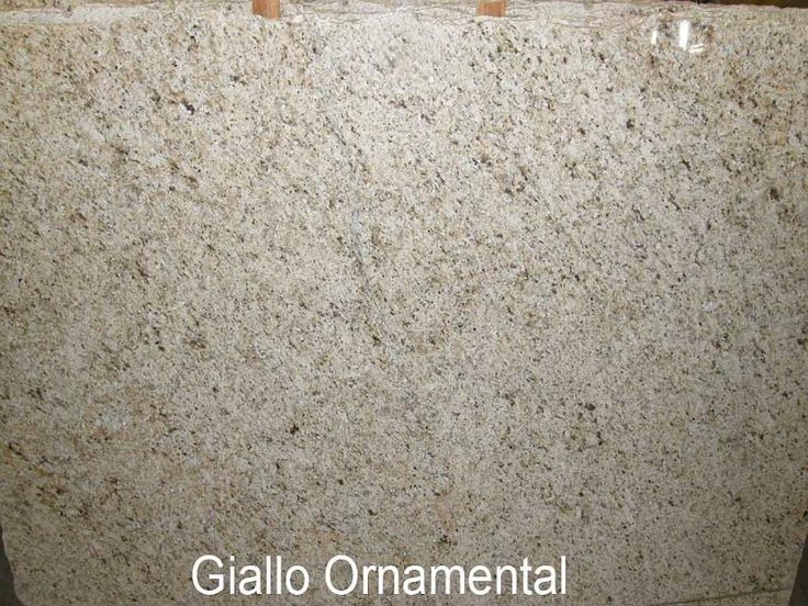 Giallo Ornamental Light Color Granite Level 1 Kr
