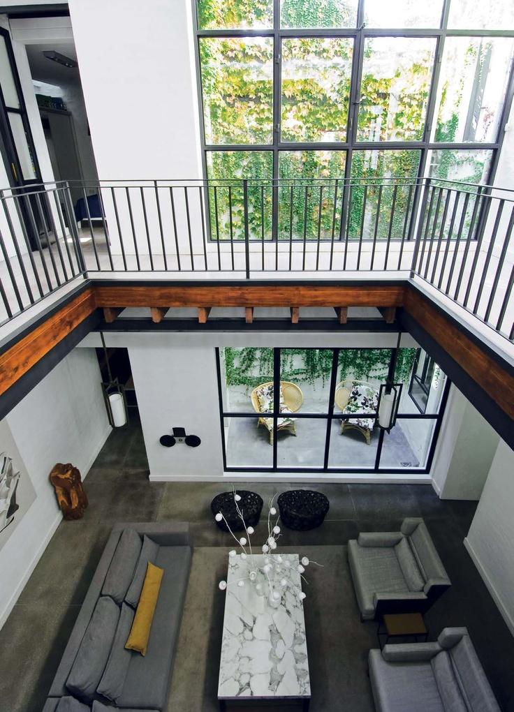 Best 25 patio central ideas on pinterest patio interior for Casas con patio interior