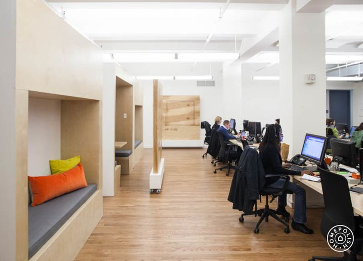 One Medical Group's Experimental (and Successful) Office Design - @Homepolish New York City