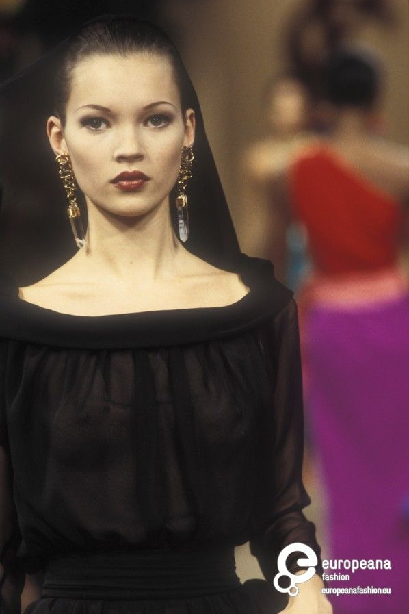 Yves Saint Laurent, Spring-Summer 1993, Couture