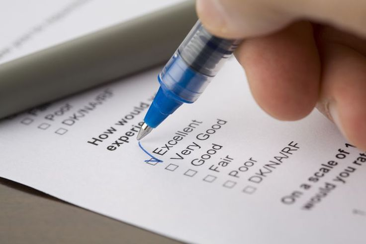 Sample Reference Check Form that Employers Use