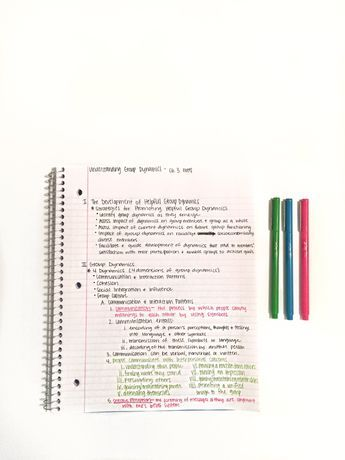 How to Take Notes From a Textbook (That You'll Actually Understand) | Her Campus