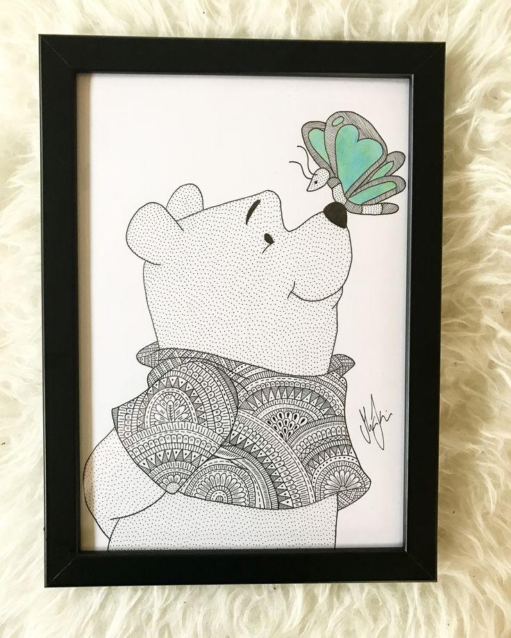 Winnie the pooh ✏️