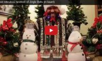Most ridiculous rendition of Jingle Bells (in beard)
