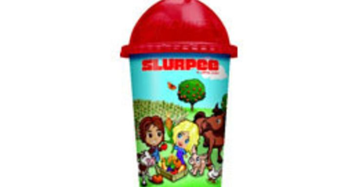 7-11 will soon offer FarmVille-branded products that will unlock virtual, 7-11-branded items in Fakebook