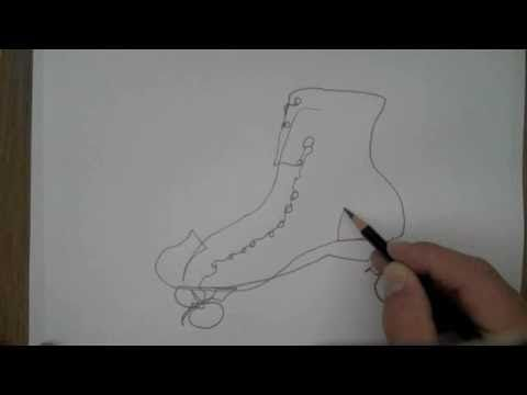 Contour Line Drawing Of A Person : Best contour line drawing images outline