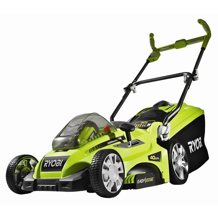 Ryobi Lawn Mower Kit 36V 2.5Ah Battery