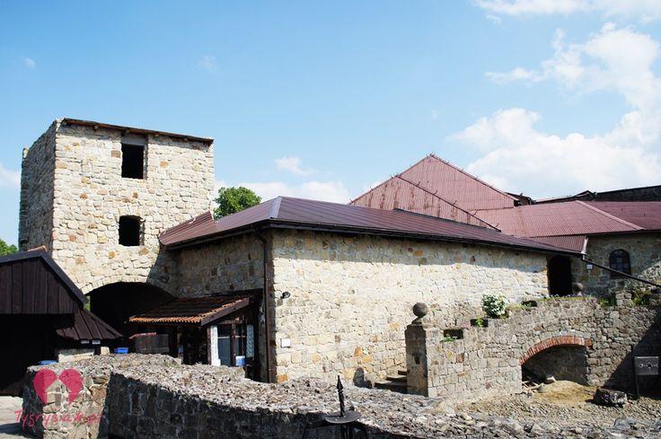 Dobczyce - zamek/ Cracow, Poland - castle in Dobczyce