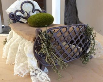 Fairy/Doll Twig Bed