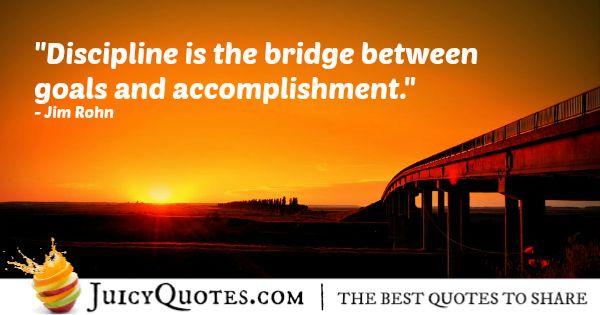 Wisdom Quote - Jim Rohn