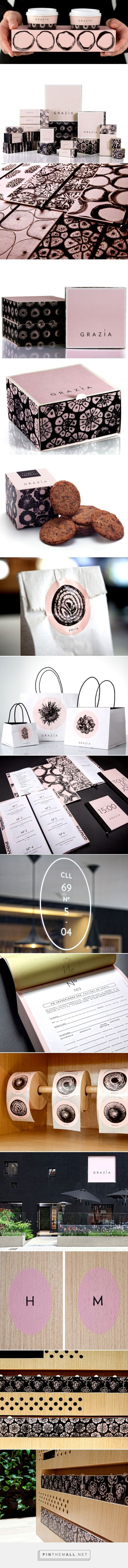 Grazia Branding | Fivestar Branding – Design and Branding Agency & Inspiration Gallery | Professional Logo and Website Design
