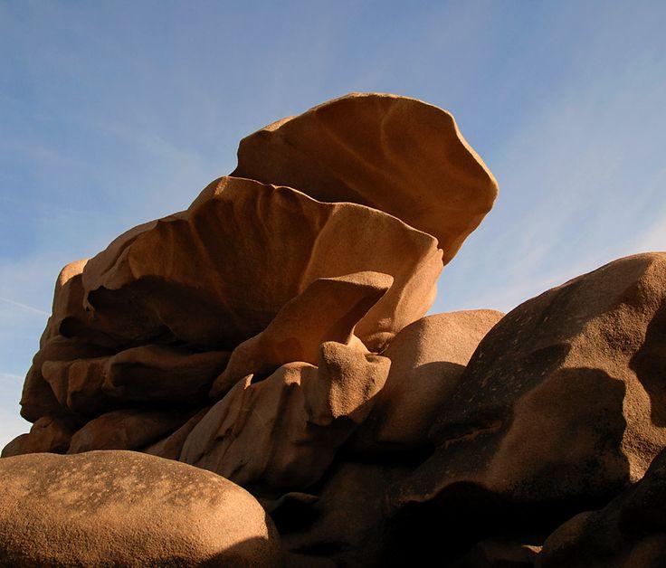 La côte de granit rose - Les costans