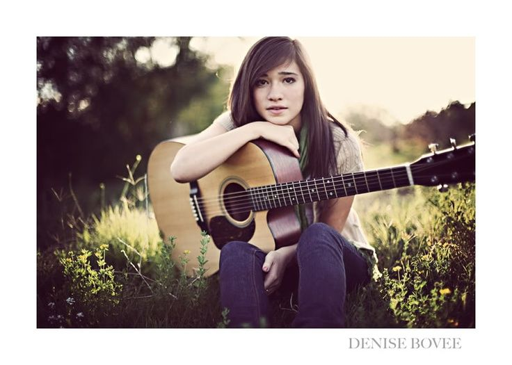 224 Best Images About Girls With Guitars On Pinterest: Best 25+ Guitar Senior Pictures Ideas On Pinterest