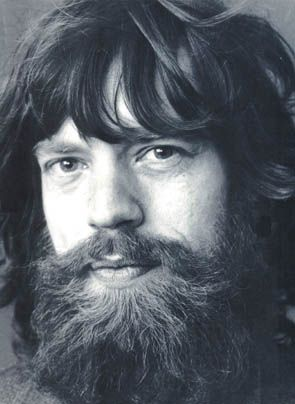I remember the first time I saw a picture of a bearded Mick Jagger, I was stoned out of my mind. Ah, college.
