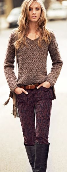 There is a few things I would change about this outfit, but I like the idea...  MANGO HERBST/WINTER 2012/2013