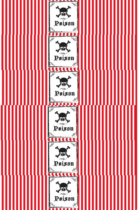 239 best PIRATE PARTY images on Pinterest Pirate party, Pirates - water bottle label template