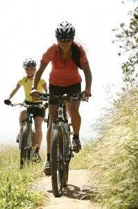 female mountain bikers 199x300 Girls   Seven Reasons You Should Start Mountain Biking