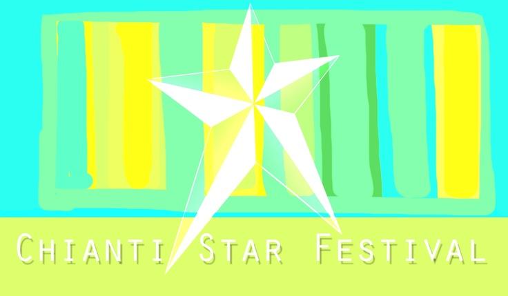 Chianti Star Festival 2013 - coloured logo