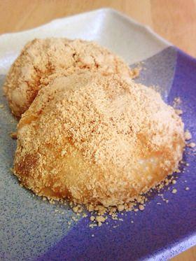 おばあちゃんの安倍川餅