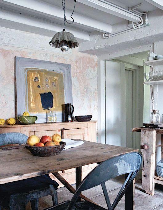 Antique collectors' Welsh cottage