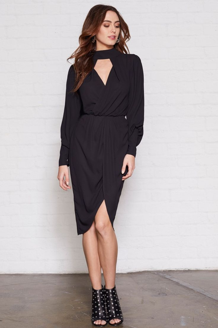 Fame and Fortune Dress - Sheike