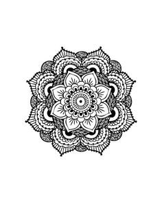 From the Sanskrit circle our custom mandala represents balance, unity and our personal journey in life. Tattoo Size 2 1/4 x 2 1/4 2 Tattoos Included