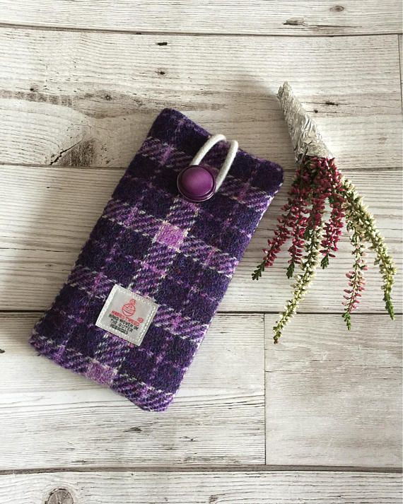 Harris Tweed Mobile Phone Case Mobile Phone cover #Iphone6cover, #phonecase, #harristweed, #mobilephonecover, #phoneaccessories