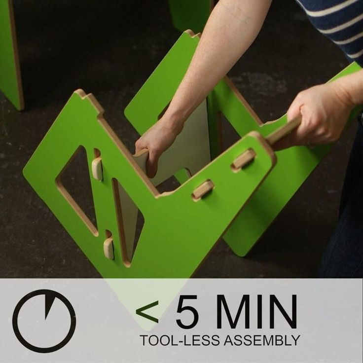 Easy Assembly Kids Chair