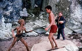 Surviving Each Other  - our family looking more like a scene from Lord of the flies