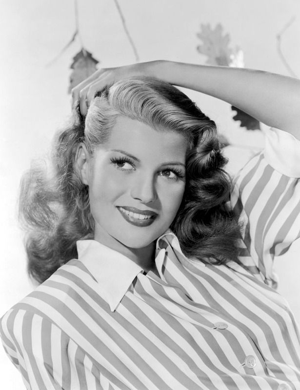 1000+ images about Rita Hayworth on Pinterest | Set of ...