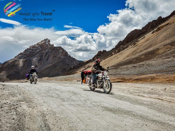 #RoadTrips Manali-Leh: Spanning 479 km with an altitude of 3 to 4 km above sea level, the Manali-Leh highway is as magnificent as it is memorable. With towering mountains dominating the view, it is a journey that is more important than the destination! The journey takes two days. Just make sure you take a break in between for acclimatisation for the high altitude.  #RoadTrips #Manali-LehHighway