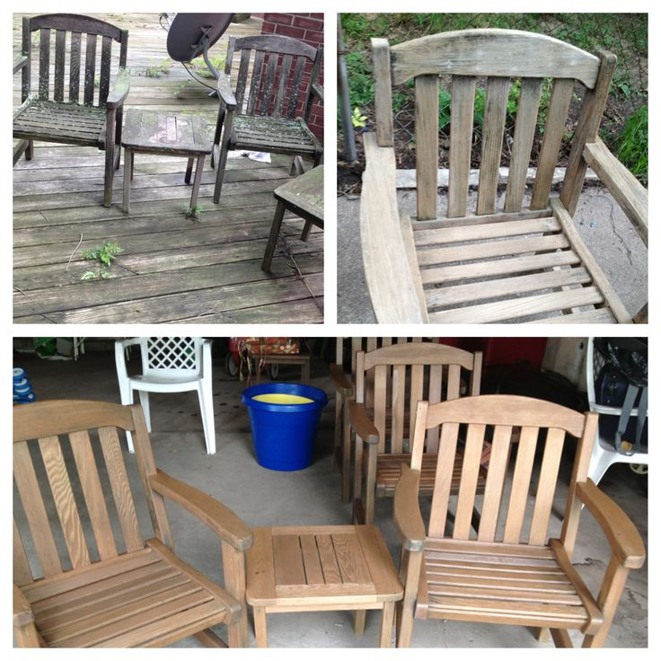 Best Wooden Patio Furniture Images On Pinterest Wood