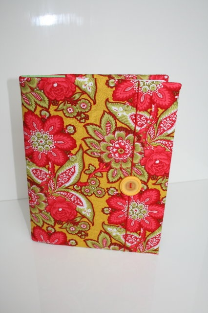 notebook fabric cover