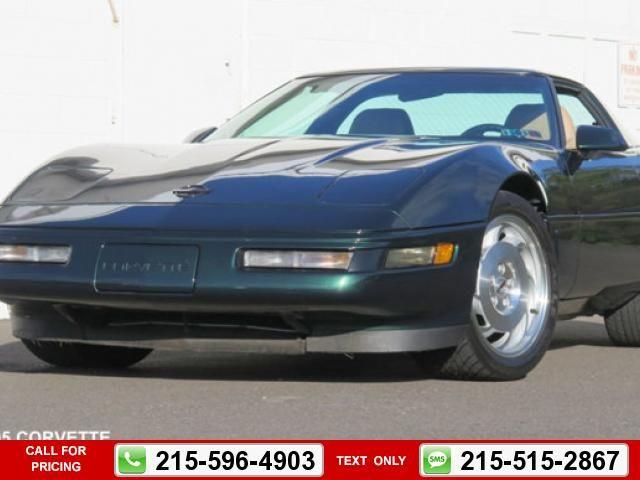 1995 Chevrolet Chevy Corvette Z07 18k miles $16,900 18774 miles 215-596-4903 Transmission: Automatic  #Chevrolet #Corvette #used #cars #OldForgeMotorcars #Lansdale #PA #tapcars