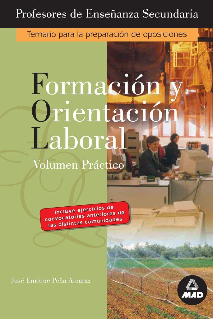 Formación y orientación laboral (FOL).: Oposiciones al cuerpo de profesores ... - José Enrique Peña Alcaraz - Google Libros