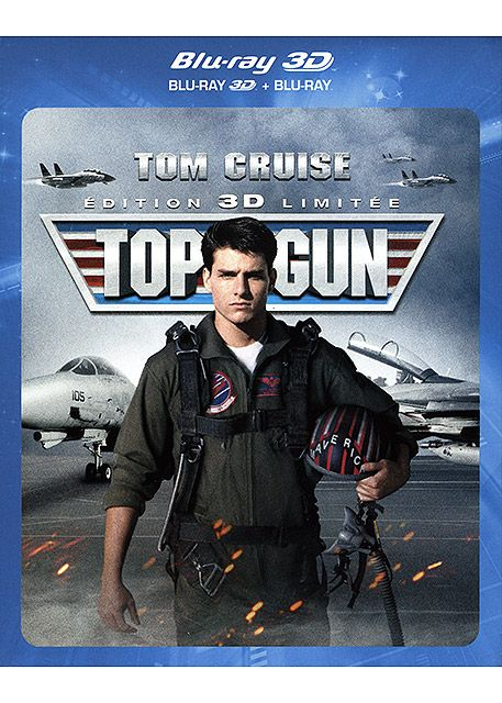Le sourire UltraBrite de Tom Cruise en relief ça vous tente ? Alors retrouvez notre test Blu-ray 3D du cultissime Top Gun, Take my breath awaaaaay !!! http://www.dvdfr.com/dvd/c156326-top-gun-le-test-complet-du-blu-ray-3d.html