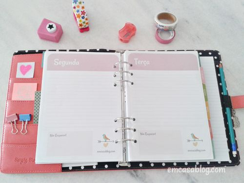 DOWNLOAD PLANNER A4, A5 E TILIFAX