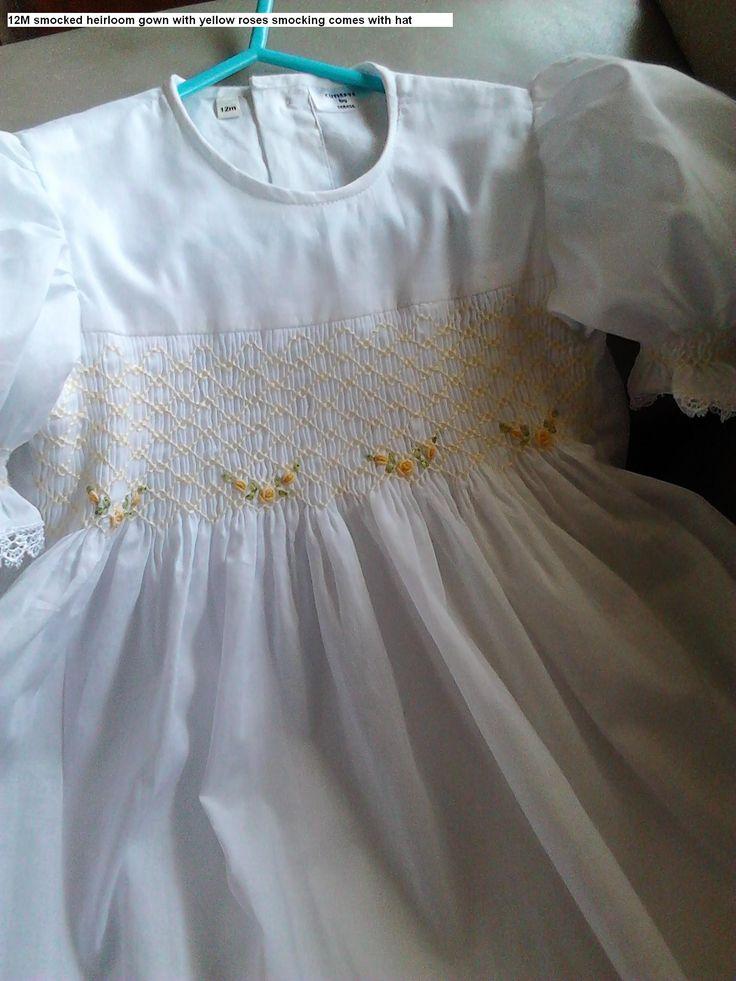 new 0427820744 christening cotton heirloom