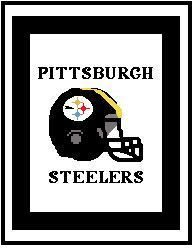 CitiUSA - Pittsburgh Steelers Helmet Crochet Afghan Graph Pattern DOWNLOAD, $5.95 (http://www.citiusa.com/pittsburgh-steelers-helmet-crochet-afghan-graph-pattern-download/)