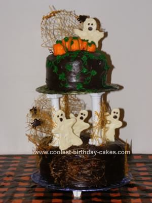 149 Best Images About Halloween Cakes On Pinterest
