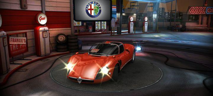 1968 Alfa Romeo 33 Stradale