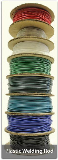 Plastic Repair . Plastic Welding . How to Weld Plastic . Plastic Welder Kit » DRADER Injectiweld - Plastic Welding Rod