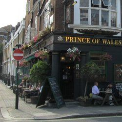 The Prince Of Wales in Pimlico, Greater London