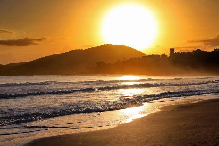 #sunrise bonbinhas beach #brazil