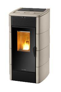 Eco2all - Pellet kachel  Sfeervolle pellet kachel, CV pellet kachel, verwarming voor de volledige woning, gemakkelijk aan te sluiten, NU met € 1.400 subsidie!  www.eco2all.nl