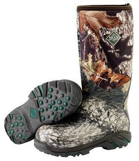 Men's & Women's - Muck Arctic Pro Extreme Conditions #Hunting Boot Mossy Oak Break Up #Camo