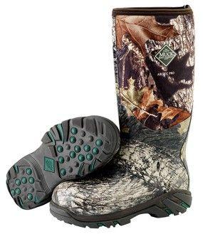 Men's & Women's - Muck Arctic Pro Extreme Conditions #Hunting Boot Mossy Oak Break Up #Camo